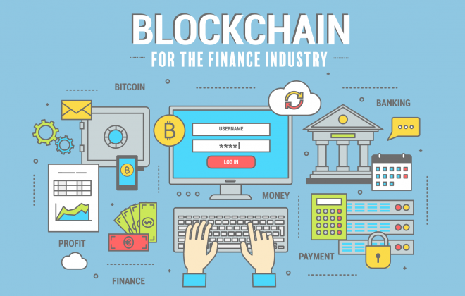 Blockchain Holds For Financial Services