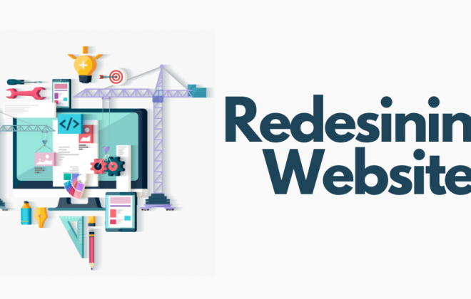 Some Reasons to Consider for Redesigning Website