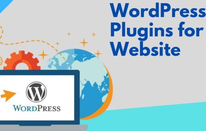 WordPress Plugins for A Website